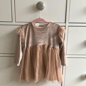 Zara baby Dress 9-12m